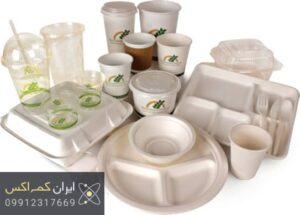 استفاده از پلی استایرین در بسته بندی مواد غذایی