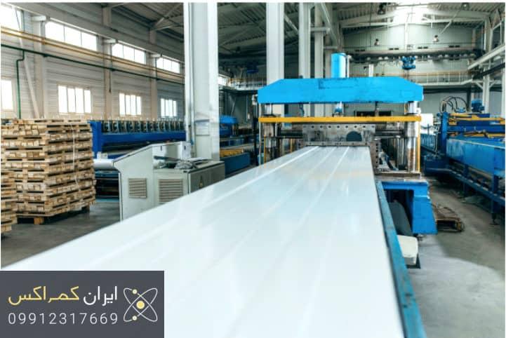 کاربرد پلی یورتان در پانل های ساختمانی